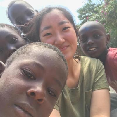 ケニアでアフリカ東部サバンナ環境保護 村越月